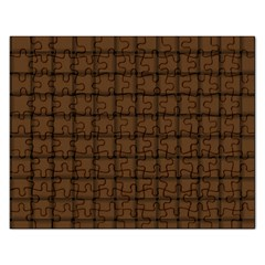 Brown Nose Weave Jigsaw Puzzle (Rectangle)