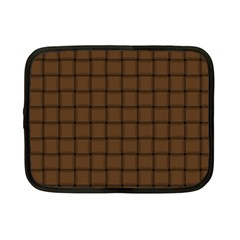 Brown Nose Weave Netbook Case (small)
