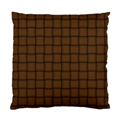 Brown Nose Weave Cushion Case (One Side)