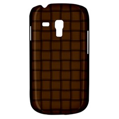 Brown Nose Weave Samsung Galaxy S3 MINI I8190 Hardshell Case
