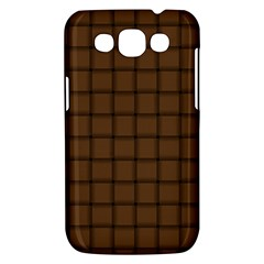 Brown Nose Weave Samsung Galaxy Win I8550 Hardshell Case