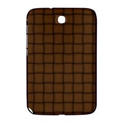 Brown Nose Weave Samsung Galaxy Note 8 0 N5100 Hardshell Case
