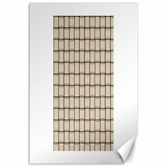 Champagne Weave Canvas 24  x 36  (Unframed)