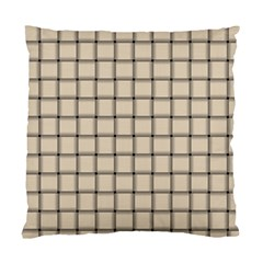Champagne Weave Cushion Case (One Side)