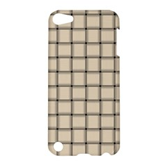 Champagne Weave Apple Ipod Touch 5 Hardshell Case