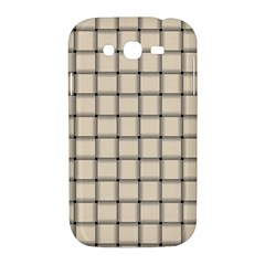 Champagne Weave Samsung Galaxy Grand DUOS I9082 Hardshell Case