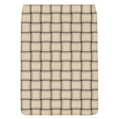 Champagne Weave Removable Flap Cover (Large)