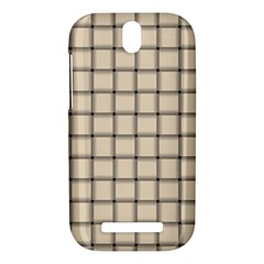 Champagne Weave HTC One SV Hardshell Case