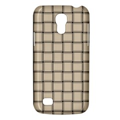 Champagne Weave Samsung Galaxy S4 Mini Hardshell Case