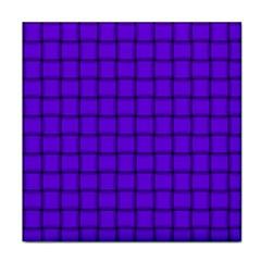 Violet Weave Ceramic Tile
