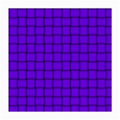 Violet Weave Glasses Cloth (Medium)