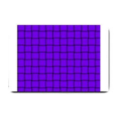 Violet Weave Small Door Mat