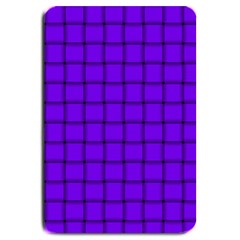 Violet Weave Large Door Mat