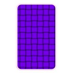 Violet Weave Memory Card Reader (Rectangular)