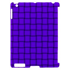 Violet Weave Apple iPad 2 Hardshell Case (Compatible with Smart Cover)