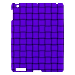 Violet Weave Apple iPad 3/4 Hardshell Case