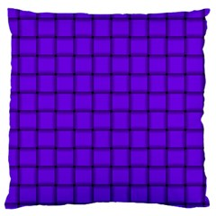 Violet Weave Large Cushion Case (Two Sides)
