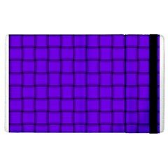 Violet Weave Apple iPad 3/4 Flip Case