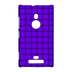 Violet Weave Nokia Lumia 925 Hardshell Case