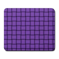 Amethyst Weave Large Mouse Pad (Rectangle)