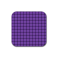 Amethyst Weave Drink Coaster (Square)
