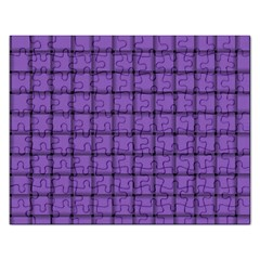 Amethyst Weave Jigsaw Puzzle (Rectangle)