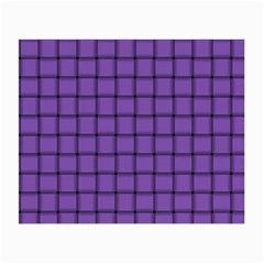 Amethyst Weave Glasses Cloth (Small, Two Sided)