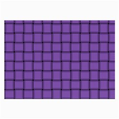 Amethyst Weave Glasses Cloth (large, Two Sided)