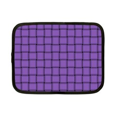 Amethyst Weave Netbook Case (Small)