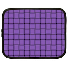 Amethyst Weave Netbook Case (large)