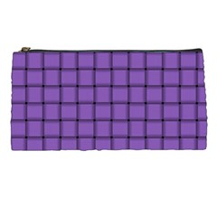 Amethyst Weave Pencil Case