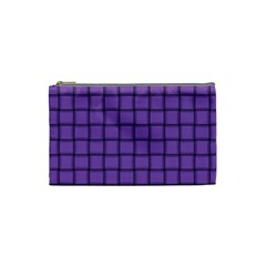 Amethyst Weave Cosmetic Bag (small)