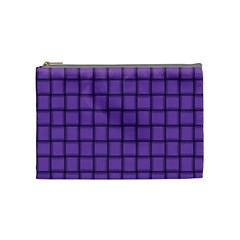 Amethyst Weave Cosmetic Bag (Medium)