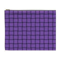 Amethyst Weave Cosmetic Bag (XL)