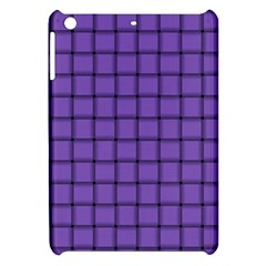 Amethyst Weave Apple iPad Mini Hardshell Case