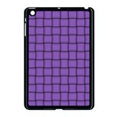 Amethyst Weave Apple Ipad Mini Case (black)