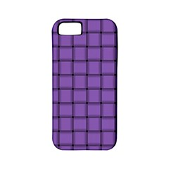 Amethyst Weave Apple iPhone 5 Classic Hardshell Case (PC+Silicone)