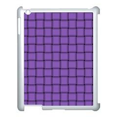 Amethyst Weave Apple iPad 3/4 Case (White)