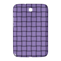 Light Pastel Purple Weave Samsung Galaxy Note 8.0 N5100 Hardshell Case