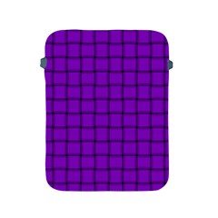 Dark Violet Weave Apple iPad 2/3/4 Protective Soft Case