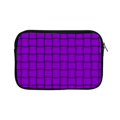 Dark Violet Weave Apple iPad Mini Zipper Case