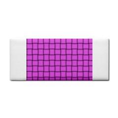 Ultra Pink Weave  Hand Towel