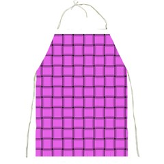 Ultra Pink Weave  Apron