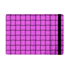 Ultra Pink Weave  Apple Ipad Mini Flip Case