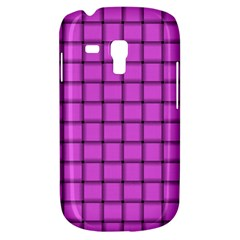 Ultra Pink Weave  Samsung Galaxy S3 MINI I8190 Hardshell Case