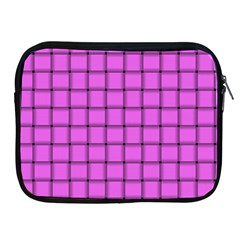 Ultra Pink Weave  Apple iPad 2/3/4 Zipper Case