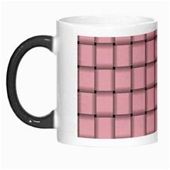 Light Pink Weave Morph Mug