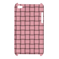 Light Pink Weave Apple iPod Touch 4G Hardshell Case
