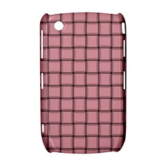 Light Pink Weave BlackBerry Curve 8520 9300 Hardshell Case