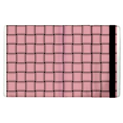 Light Pink Weave Apple iPad 2 Flip Case